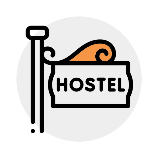 paying guest / Hostal